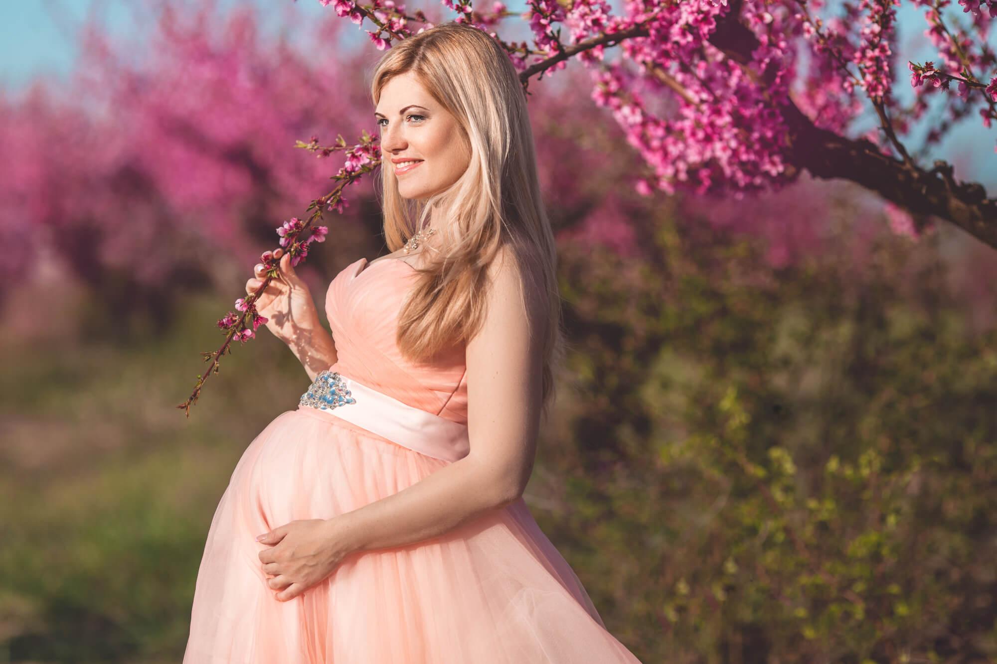 妊娠後期(8ヶ月・9ヶ月・臨月) 結婚式や行事用マタニティドレス特集